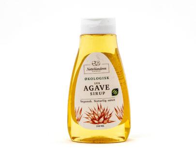 Økologisk agave sirup lys 250 ml