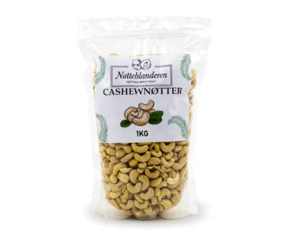 Cashewnøtter 1kg