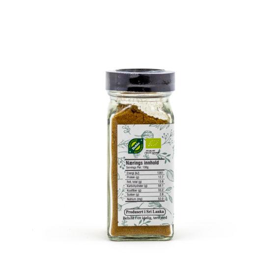 Økologisk karri masala 45 g