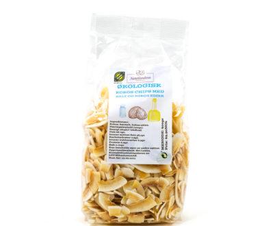Kokos chips salt og edikk