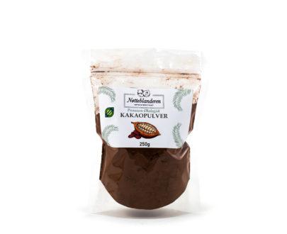 Økologisk kakaopulver 250 g