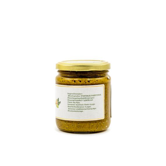 Nøtteblanderen økologisk pistasjnøttsmør 250 ml