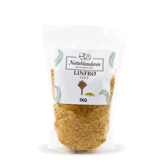 Linfrø gule 1 kg