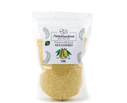 Økologiske sesamfrø 1 kg