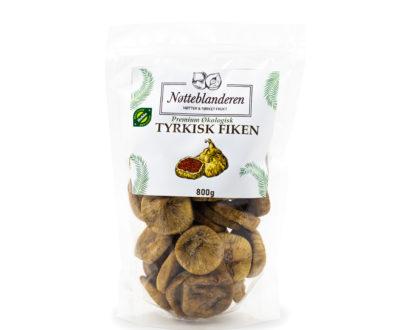 Økologiske tyrkiske fiken 800 g