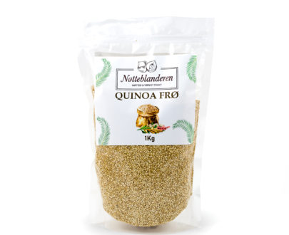 Økologiske quinoafrø hvit 1 kg