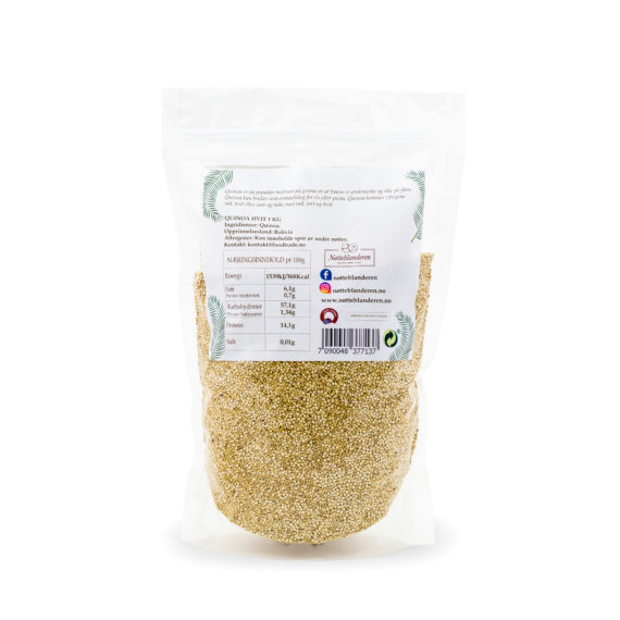 Quinoafrø 1 kg