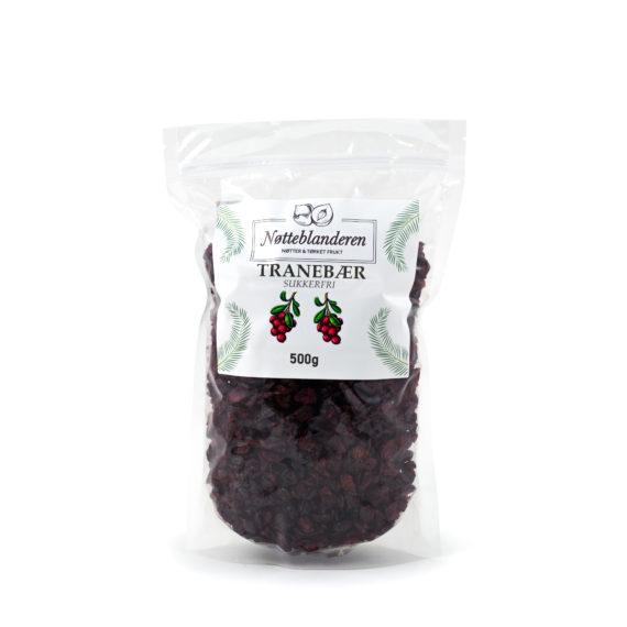 Tranebær sukkerfri 500 g