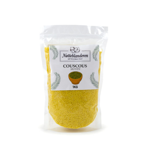 Couscous medium (Moyen) 1 kg