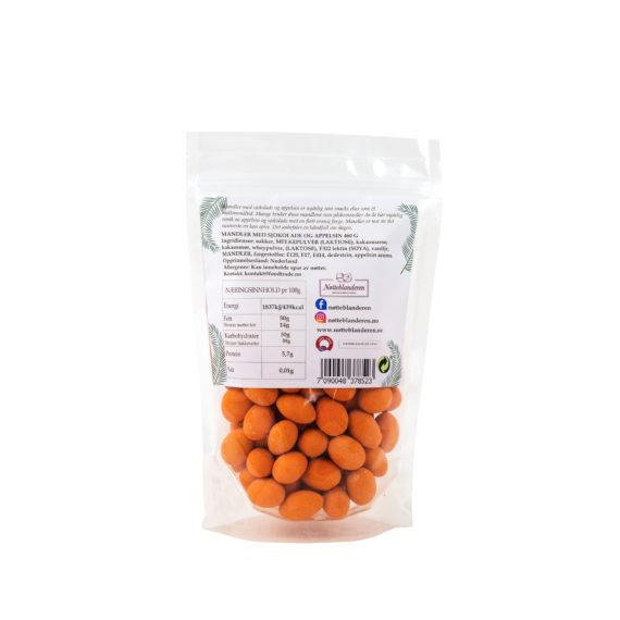 Mandler med sjokolade og appelsin 460 g