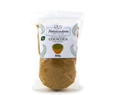 Økologisk fullkorns couscous 800 g