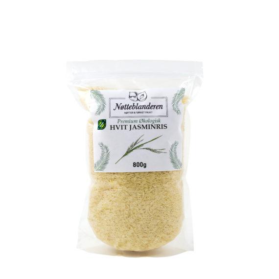 Økologisk hvit jasmin ris 500 g
