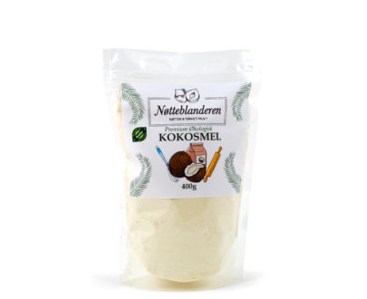 Økologisk kokosmel 400 g