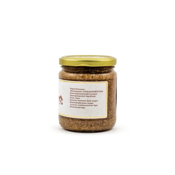 Nøtteblanderen økologisk pekansmør 250 ml (ØKOLOGISK)