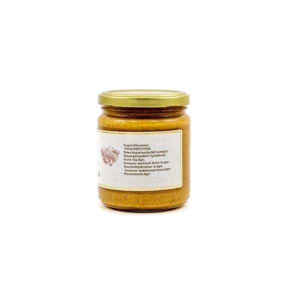 Nøtteblanderen peanøttsmør 250 ml