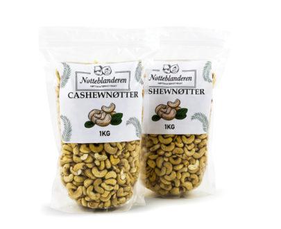 Cashewnøtter 2 kg