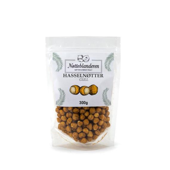 Gull hasselnøtter 300 g