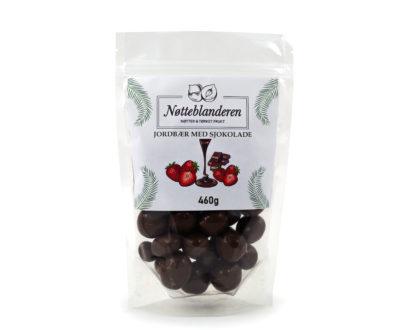 Jordbær med sjokolade 460 g