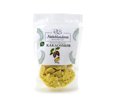 Økologisk kakaosmør 300 g