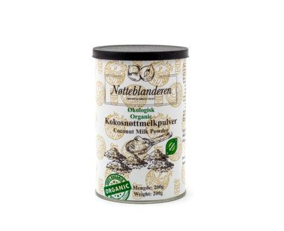 Økologiske kokosmelkpulver 200 g