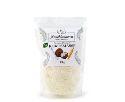 Økologisk kokosmasse 400 g