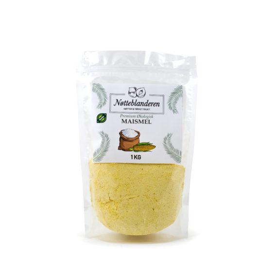 Økologisk maismel 1 kg