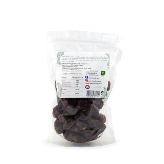 Økologisk Medjoul dadler 500 g