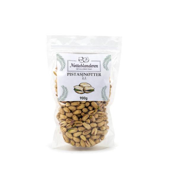 Pistasjnøtter (rå) 900 g